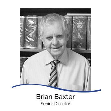 Brian Baxter