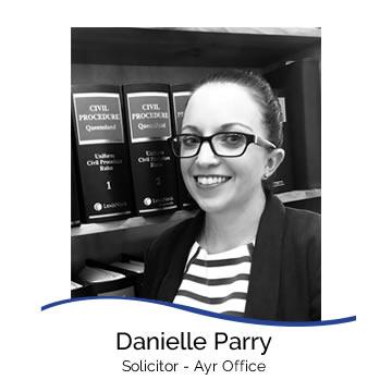 Danielle Parry